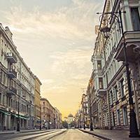 Экскурсия по Санкт-Петербургу в стихах