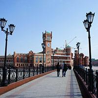 Стихи о городе Киров