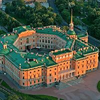 Стихи о Михайловском замке