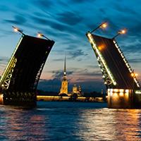 Стихи о мостах Санкт-Петербурга