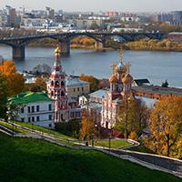 Стихи о Нижнем Новгороде