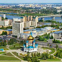 Стихи про Омск