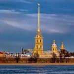 Стихи о Петропавловской крепости
