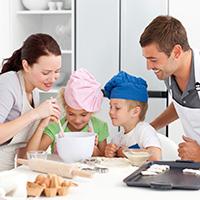 Ролевые модели поведения в семье