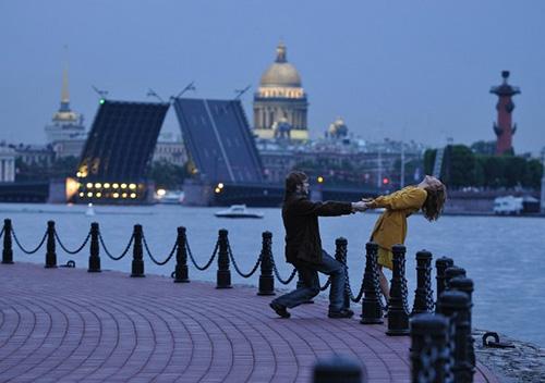 Романтический Санкт-Петербург
