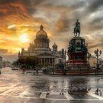 Стихи о Санкт-Петербурге, Ленинграде, Питере