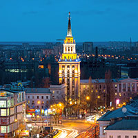Стихи о Воронеже