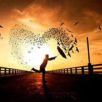 А любовь, как всегда, живёт в человеке