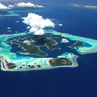 Стихи об острове Бора-Бора