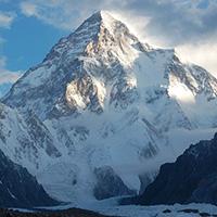 Стихи про гору Чогори, гору К-2