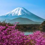 Стихи о горе Фудзи