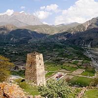 Стихи о Кабардино-Балкарии