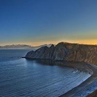 Стихи про Охотское море