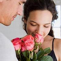 Цветы так много значат для женщины