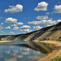 Стихи о реке Амга