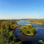 Стихи о реке Ангара