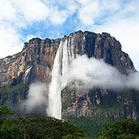 Стихи о водопаде Анхель