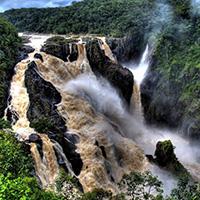 Стихи о водопаде Баррон