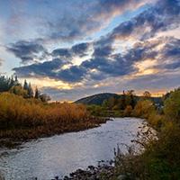 Стихи о реке Бирюса