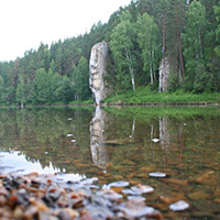 Стихи о реке Чусовая