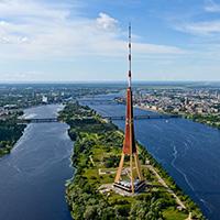 Стихи о реке Даугава, Западная Двина