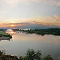 Стихи о реке Днепр