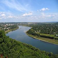 Стихи о реке Днестр