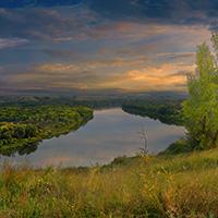 Стихи о реке Дон