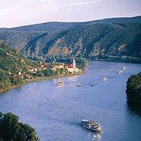 Стихи о реке Дунай