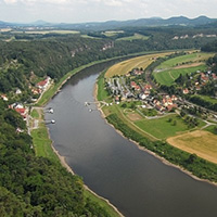 Стихи о реке Эльба