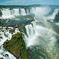 Стихи о водопаде Игуасу