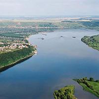 Стихи о реке Кама