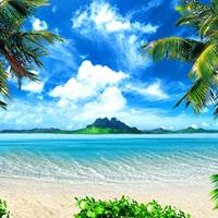 Стихи о Карибском море