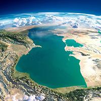 Стихи о Каспийском море