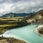 Стихи о реке Катунь