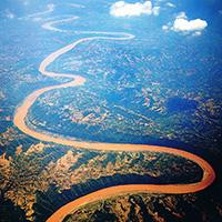 Стихи о реке Хуанхэ