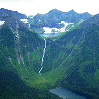 Стихи про Кинзелюкский водопад