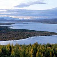 Стихи о реке Колыма