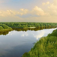 Стихи о реке Кубань