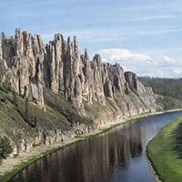 Стихи о реке Лена