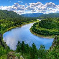 Стихи о реке Мана