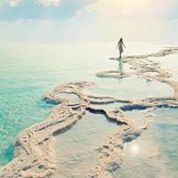 Стихи о Мертвом море