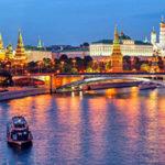 Стихи о Москва-реке