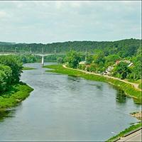 Стихи о реке Неман