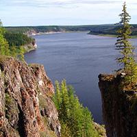 Стихи о реке Нижняя Тунгуска