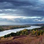 Стихи о реке Ока