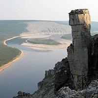 Стихи о реке Оленёк