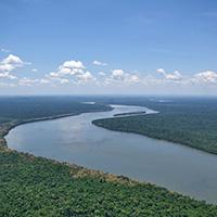 Стихи о реке Парана