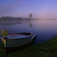 Стихи о реке Припять