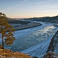 Стихи о реке Селенга